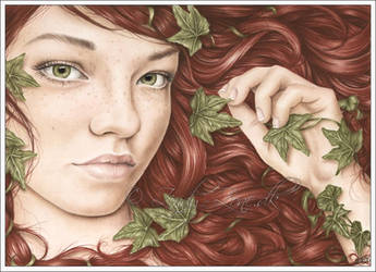 Ivies Girl by Zindy