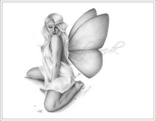 Awakening Spring Fairy by Zindy