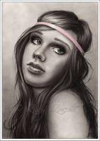 The Pink Ribbon - BCA by Zindy