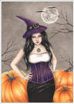 Halloween Witch