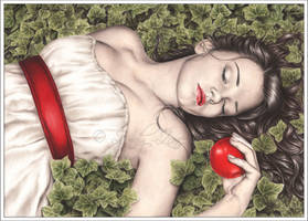 Sleeping Beauty by Zindy