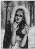 Winter Dreamer by Zindy