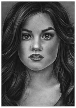 Lucy Hale - Aria from PLL
