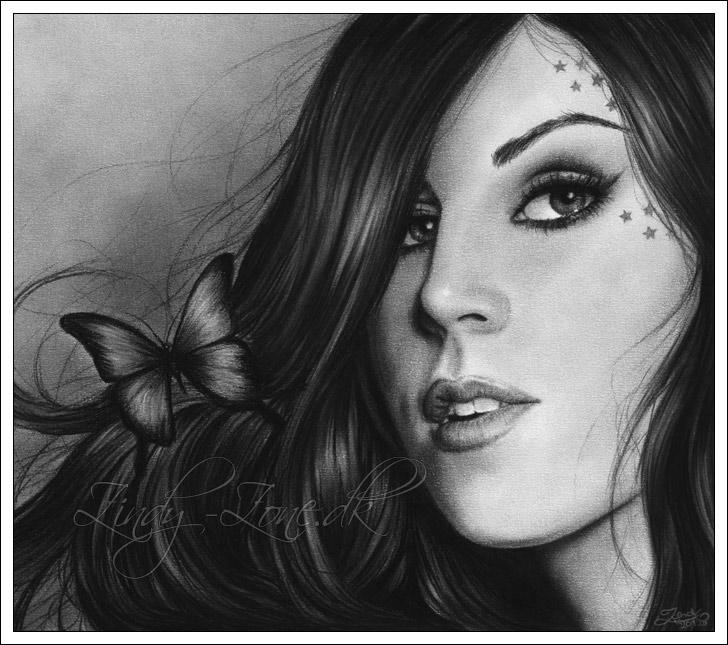 Kat Von D by Zindy