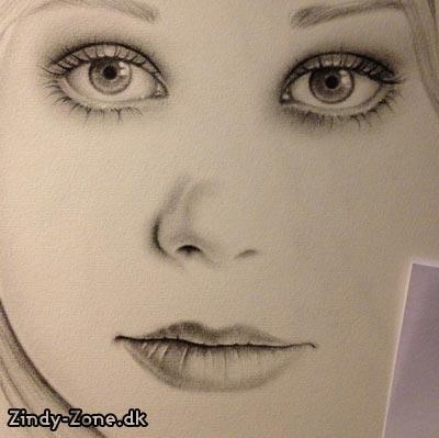 Joane Sketch by Zindy