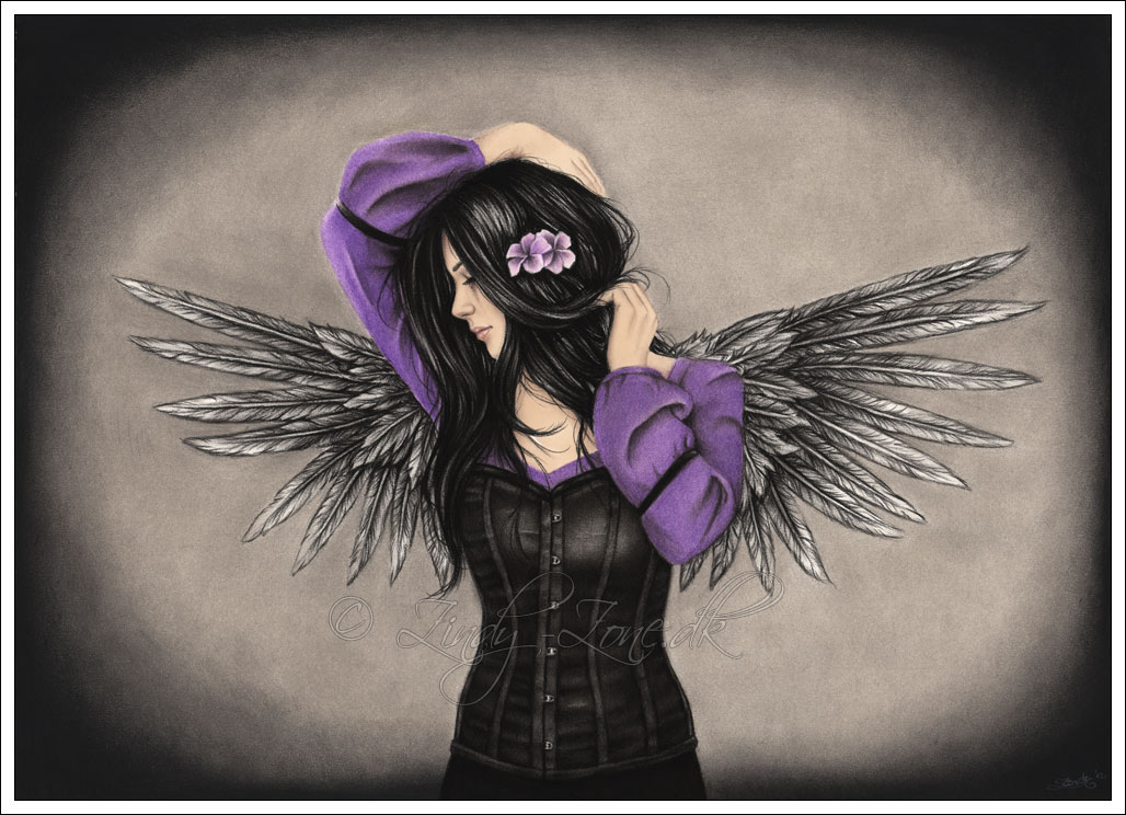 Drawings Sadness And Dark: The Sad Heart By Zindy On DeviantArt
