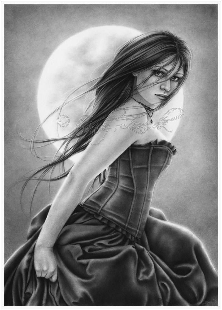Midnight Serenade by Zindy