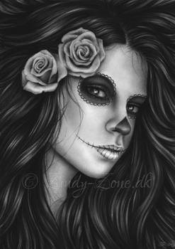 Day of the dead - Elegant Beauty