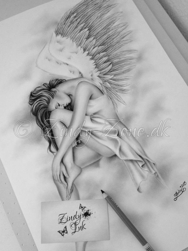 Bittersweet Angel by Zindy