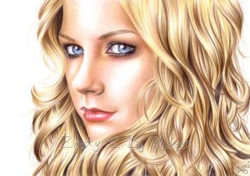 Avril Lavigne by Zindy