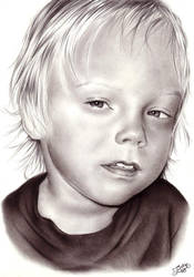 Little Boy by Zindy