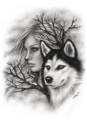 Winter Souls by Zindy