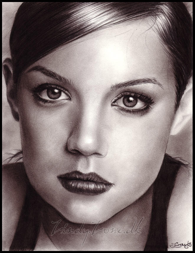 Katie Holmes by Zindy