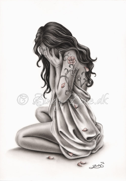 Petals of Sorrow by Zindy