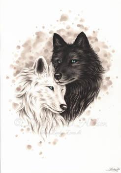 A Wolf Love