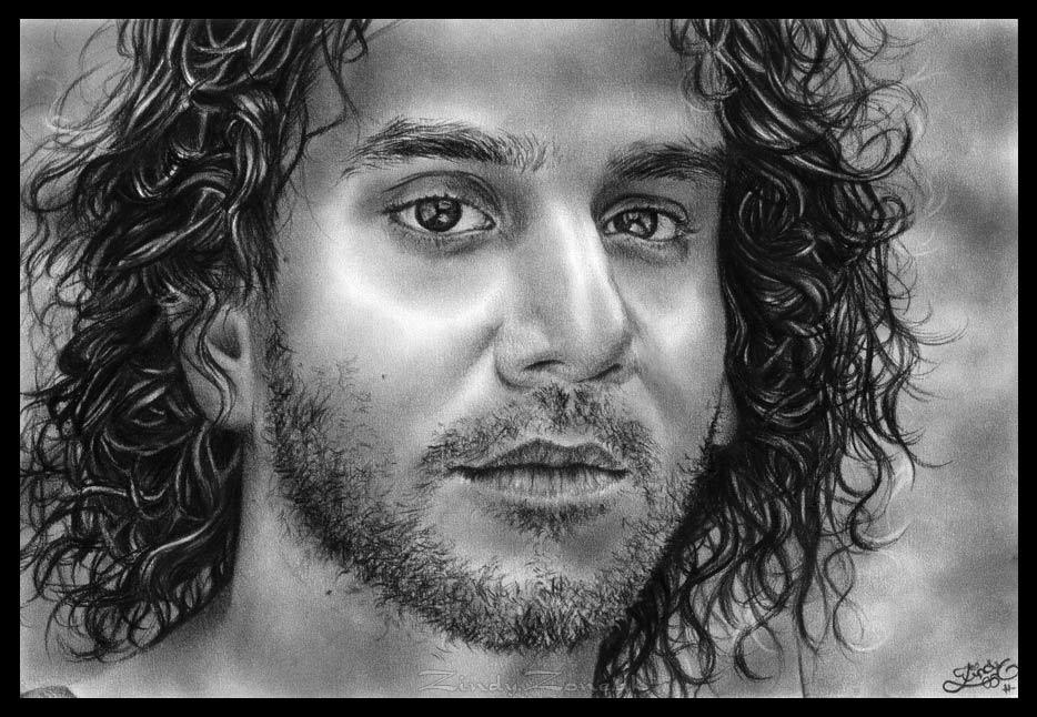 Lost............. Naveen_Andrews_Sayid_from_Lost_by_Zindy