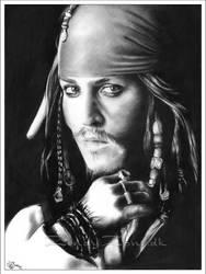 Jack Sparrow by Zindy