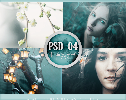 Elastic Heart PSD previa by infidelibus
