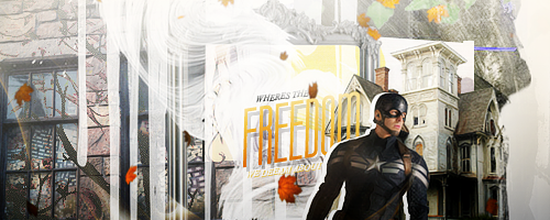 Wheres the Freedom? Signature by infidelibus