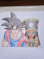 Goku and Helles 4