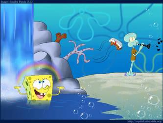 SpongeBob - March by StePandy