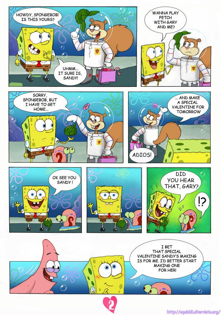 spongebob page 2 by stepandy on deviantart