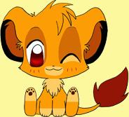 Chibi Simba Manga by StePandy