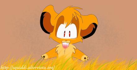 Chibi Simba_3 by StePandy