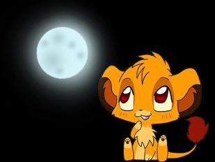 Chibi Simba_4 by StePandy