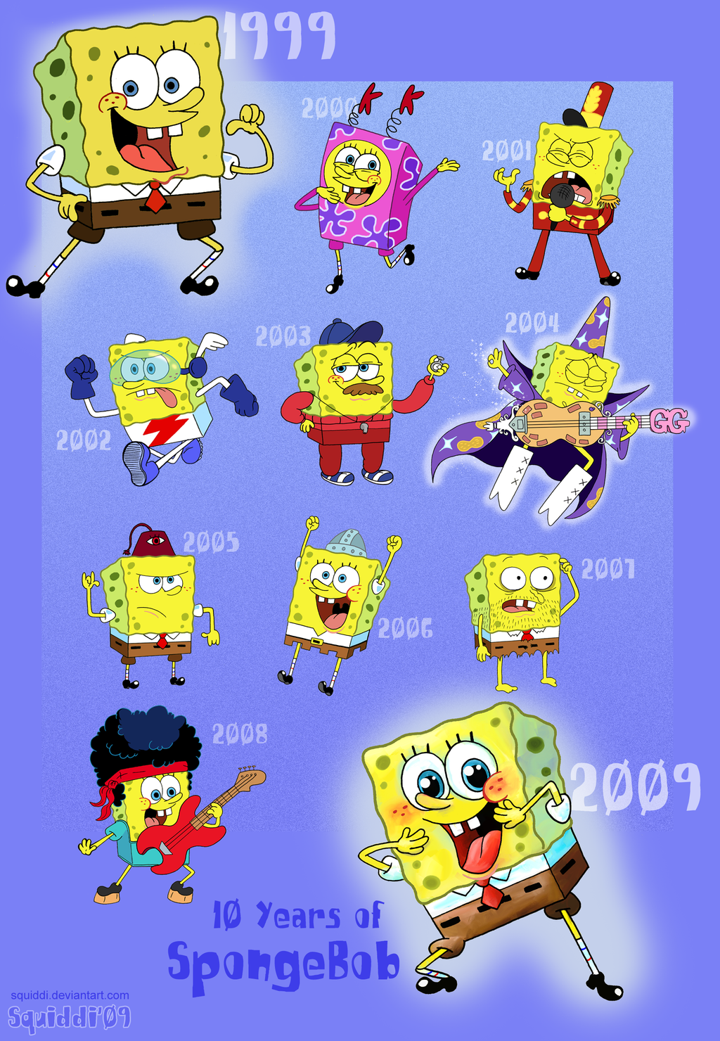 Paul Tibbitt just posted this on Twitter! (Spongebob Movie ...