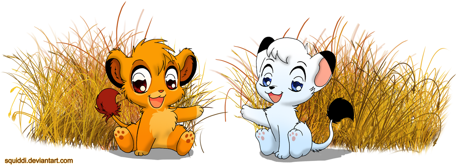 Image Result For Cute Simba Coloring
