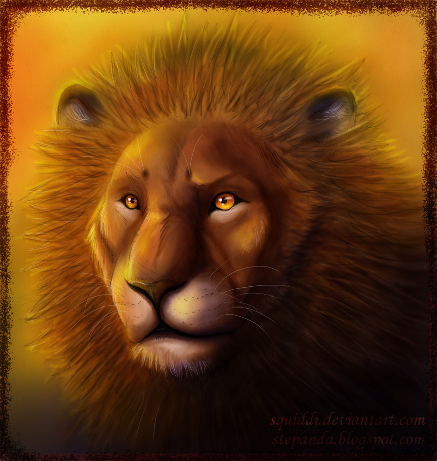 Lion by StePandy