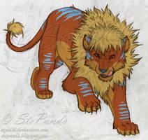 Wild Sephirus by StePandy