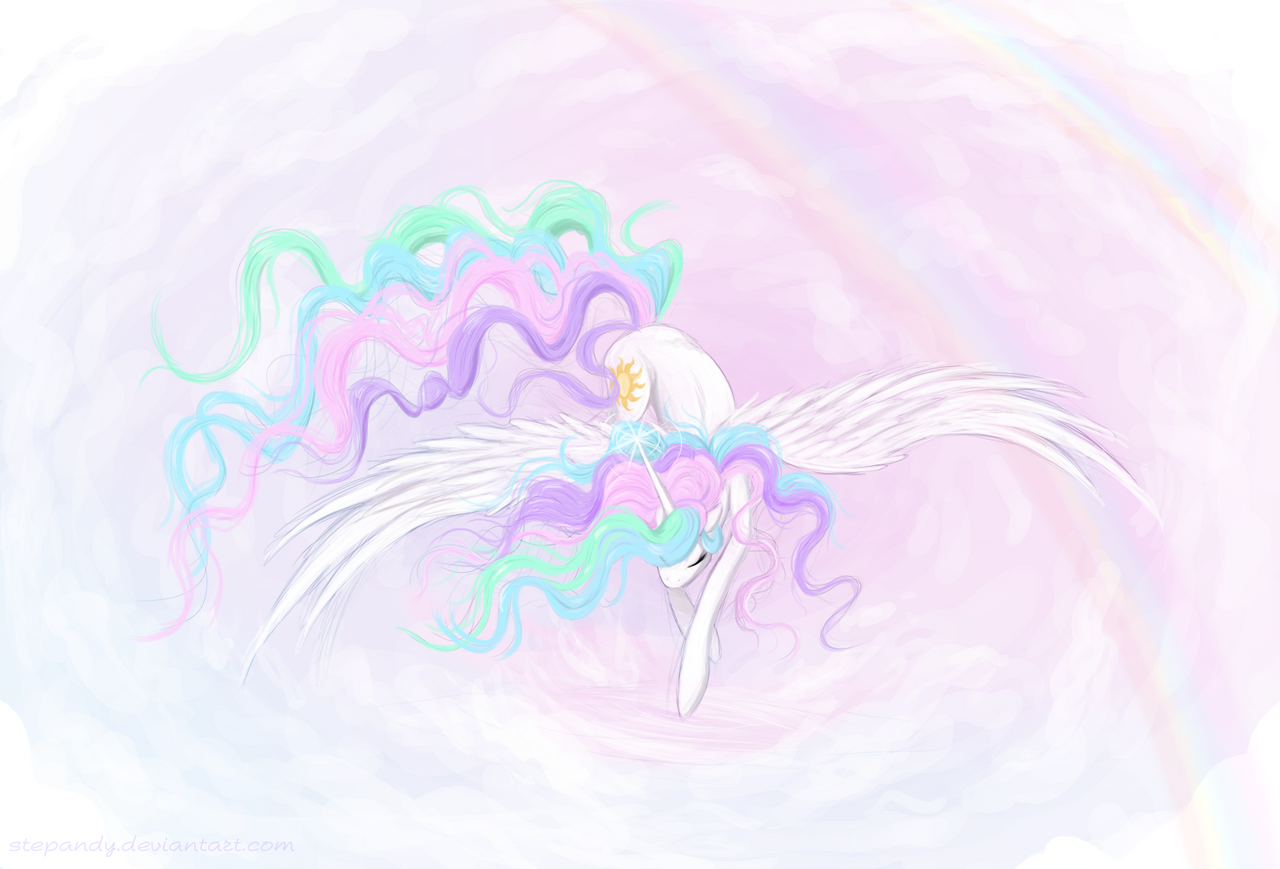 Princess Celestia by StePandy