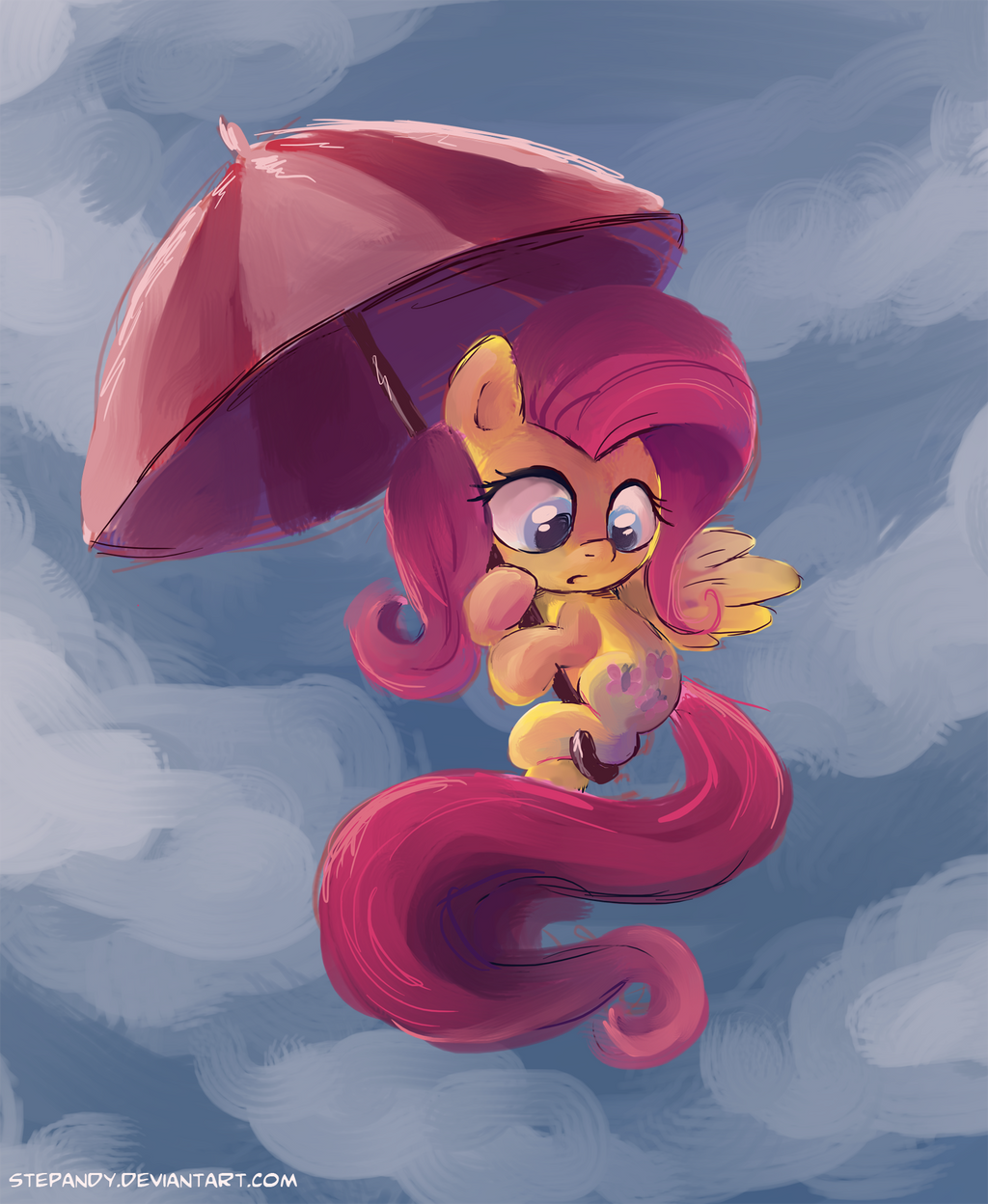 Umbrella by StePandy