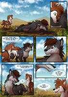 The Wolf's Essence - Page 12 by StePandy
