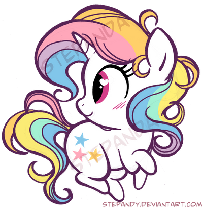 Pony Unicorno by StePandy on DeviantArt