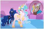 Pin the Pony Tail