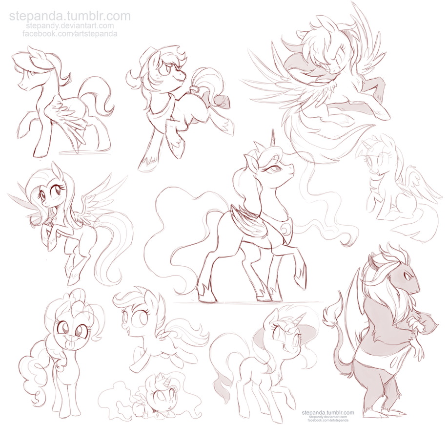 A Scootaloo My Little Pony Coloring Page  Free Coloring