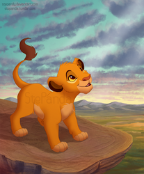 The Lion King by StePandy