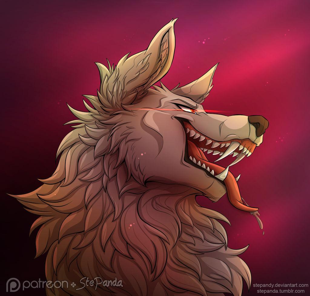 Wolf By Stepandy On Deviantart
