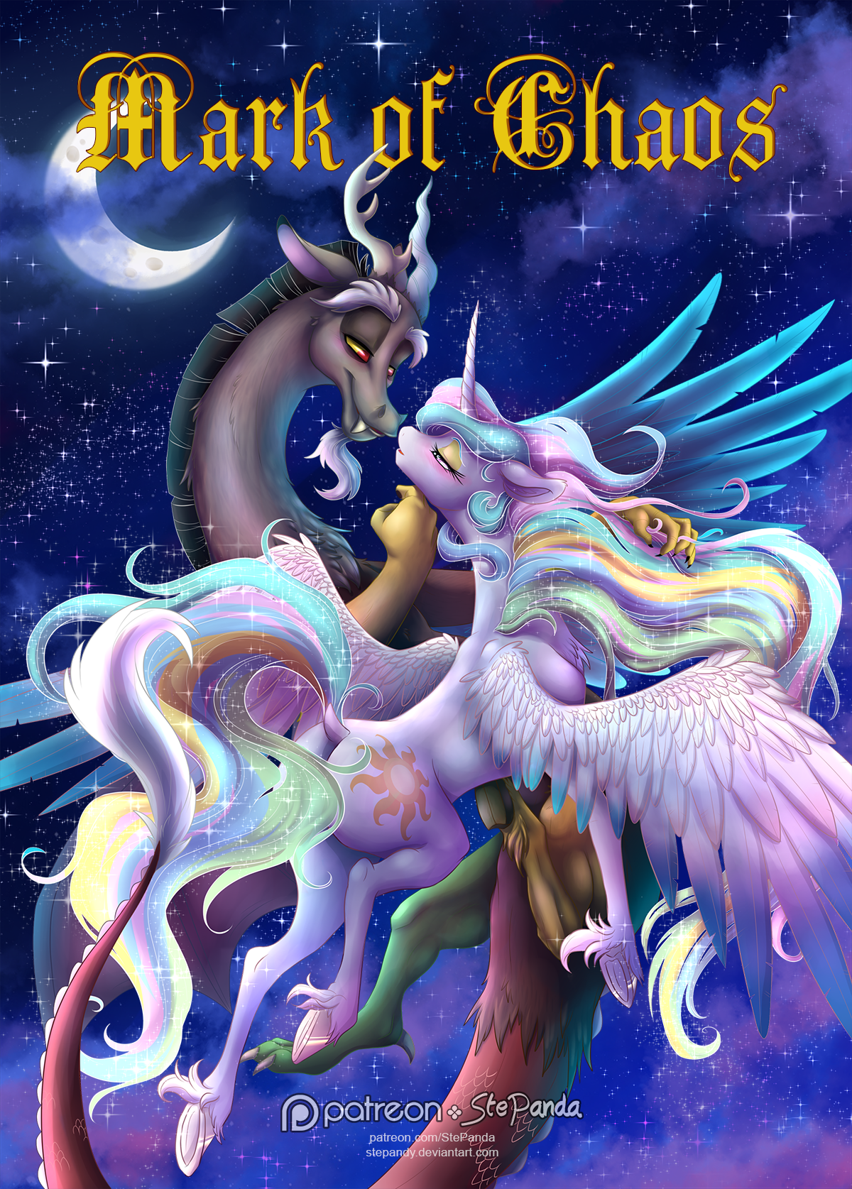 my little pony chaos - photo #34