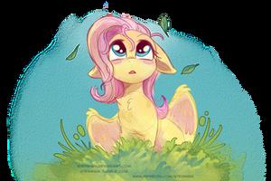 FlutterShy by StePandy