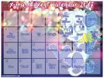 X-mas Advent Calendar 2017 by StePandy