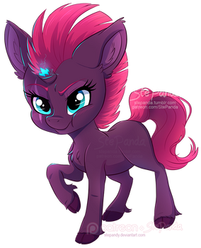 Chibi Tempest Shadow