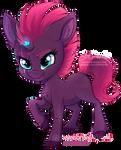 Chibi Tempest Shadow