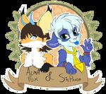 AlmaFox and StePanda