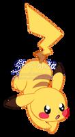Pikachu by StePandy
