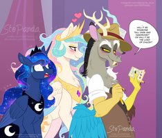 Royal Interview by StePandy