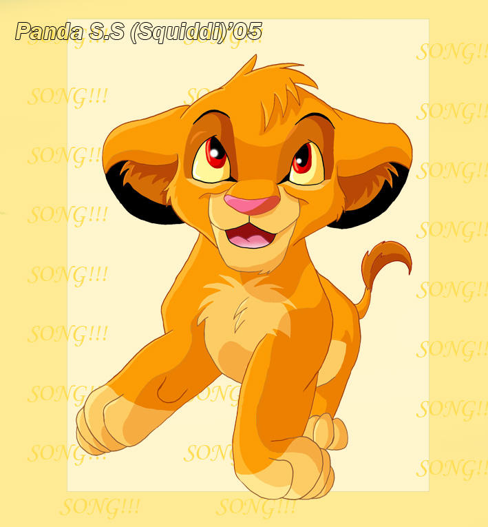 Download Songs Of Simba 2018: Song By StePandy On DeviantArt